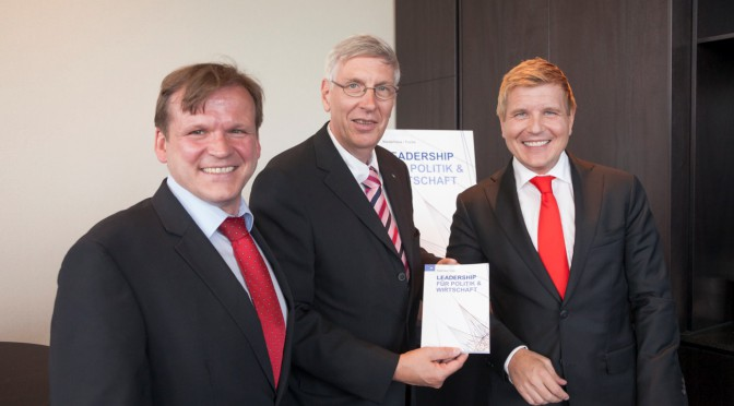 Elmar Niederhaus, Dr. jur. Ingo Wolf MdL, Helmut Fuchs